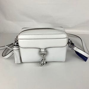 Rebecca Minkoff Morning After Leather Crossbody